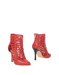 Красные Полусапоги и высокие ботинки Relish