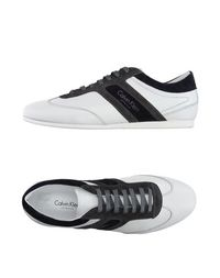 Низкие кеды и кроссовки Calvin Klein Collection