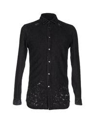 Джинсовая рубашка Diesel Black Gold