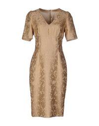 Платье до колена Dolce &; Gabbana