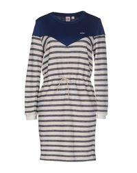 Короткое платье Lacoste L!Ve