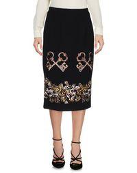 Юбка длиной 3/4 Dolce &; Gabbana