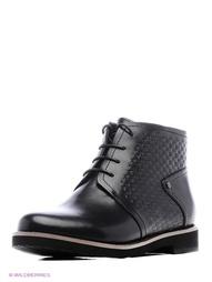 Черные Ботинки WESTFALIKA