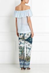 Хлопковая блузка Milly Blouse Designers Remix