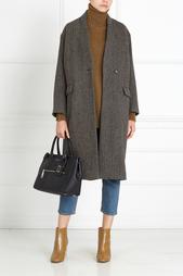 Шерстяное пальто Henley Isabel Marant Etoile
