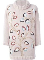 свитер крупной вязки Antonio Marras