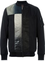 лоскутная куртка  Rick Owens DRKSHDW