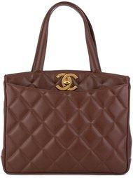 стеганая сумка-тоут Chanel Vintage