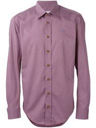 рубашка с вышитым логотипом Vivienne Westwood Man