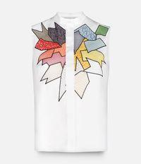 рубашка без рукавов  Christopher Kane