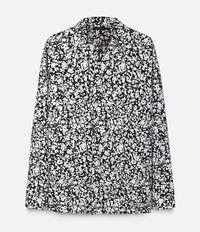 куртка-рубашка с принтом Decay Christopher Kane