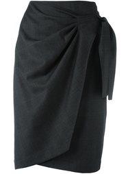 юбка с запахом 'Natacha'  Isabel Marant Étoile