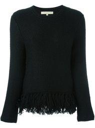 свитер с бахромой Vanessa Bruno