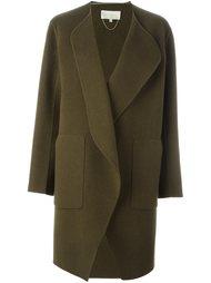пальто асимметричного кроя  Vanessa Bruno