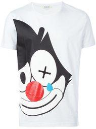 футболка с принтом Felix the Cat  Iceberg