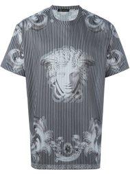 футболка 'Lenticular Foulard'  Versace