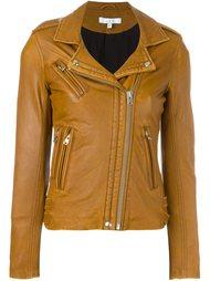кожаная байкерская куртка  Iro