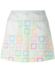 юбка А-образного кроя   Courrèges Vintage