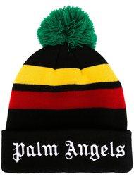 шапка-бини с помпоном 'Rastafari' Palm Angels