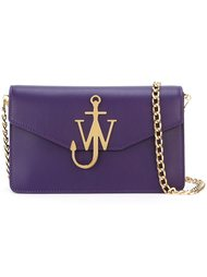 сумка-клатч с логотипом  J.W. Anderson