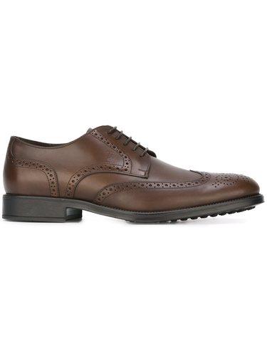 классические туфли  Tod's