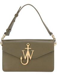 сумка-тоут с логотипом  J.W. Anderson