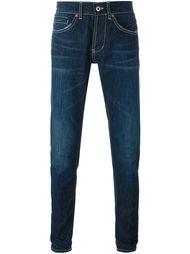 джинсы кроя слим 'George' Dondup