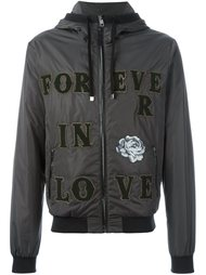 спортивная куртка на молнии Dolce & Gabbana