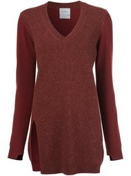 v-neck jumper Barrie