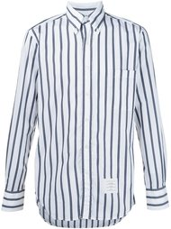 striped shirt Thom Browne
