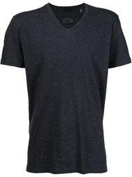 классическая футболка с V-образным вырезом Atm Anthony Thomas Melillo