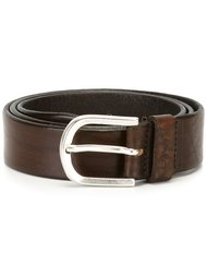 silver-tone buckle belt Dondup