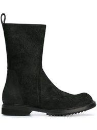 байкерские ботинки  Rick Owens