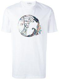 футболка с принтом 'Meusa' Versace