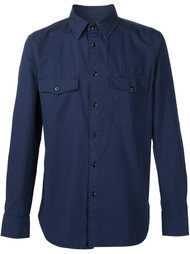 chest patch pockets shirt Rag & Bone