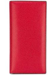 длинный бумажник Valextra