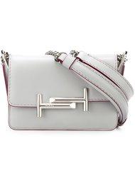 сумка на плечо с цепочными ручками Tod's