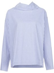 turtleneck striped blouse Rosie Assoulin