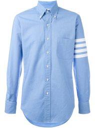рубашка с полосками на рукаве Thom Browne
