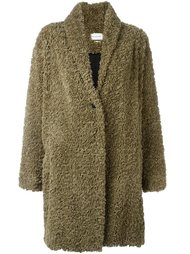 пальто из искусственного меха 'Adams'  Isabel Marant Étoile