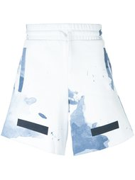 drawstring bermuda shorts Off-White