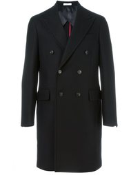 double breasted coat Boglioli