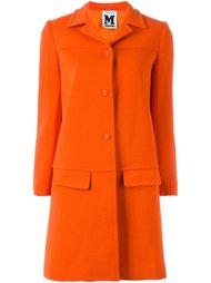 пальто на пуговицах M Missoni