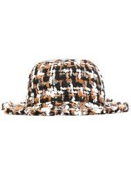пестрая шляпа Dolce & Gabbana