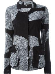 пиджак с заостренными лацканами Rundholz