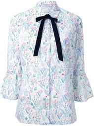 floral print shirt Vivetta