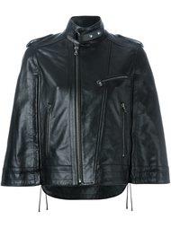 куртка на молнии с широкими рукавами Diesel Black Gold