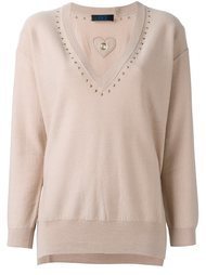 V-neck sweater Twin-Set