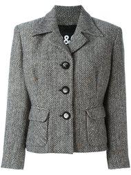 твидовый пиджак Dolce & Gabbana Vintage