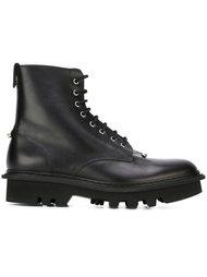 ботинки в стиле милитари  Neil Barrett